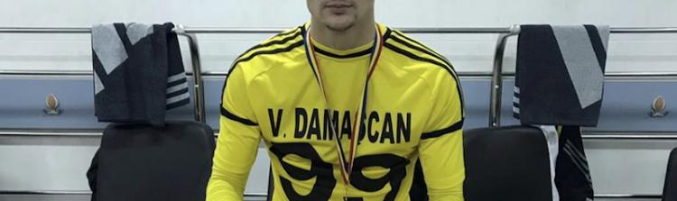 VitalieDamascan, nuovo attaccante del Torino. LA SCHEDA