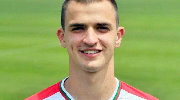 Kaloyan Krastev - Bologna