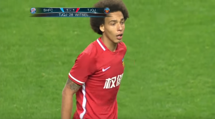 Axel Witsel - Inter