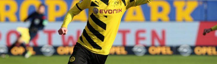 Marco Reus (B. Dortmund) interessa al Milan