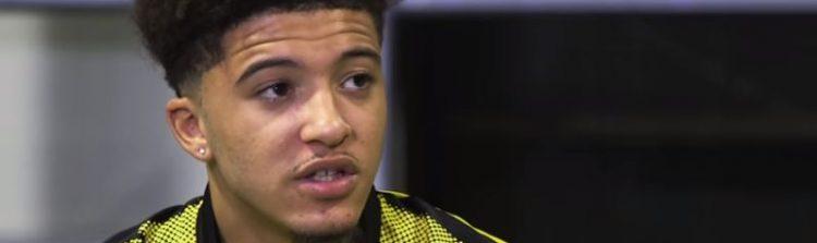 Millennials: scopriamo Jadon Sancho del Borussia Dortmund
