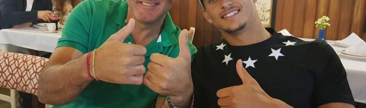 Luiz Felipe: in bilico tra Lazio, Italia e Brasile. La scheda